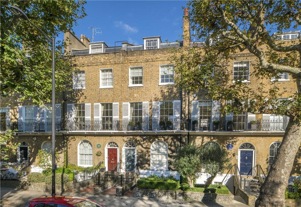 5 Bedrooms House for sale in Hamilton Terrace, St John's Wood, London, NW8