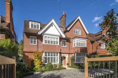 6 bedroom detached house for sale - Wadham Gardens, Primrose Hill, London, NW3