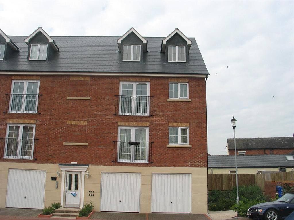2 Bedrooms Apartment Flat for rent in Afon Way, Newtown, Powys