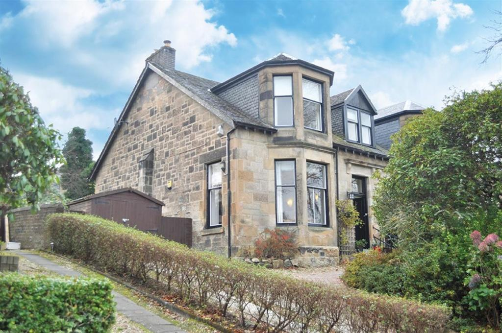 3 Bedrooms Semi-detached Villa House for sale in 30 Riverside Road, Newlands, G43 2EF