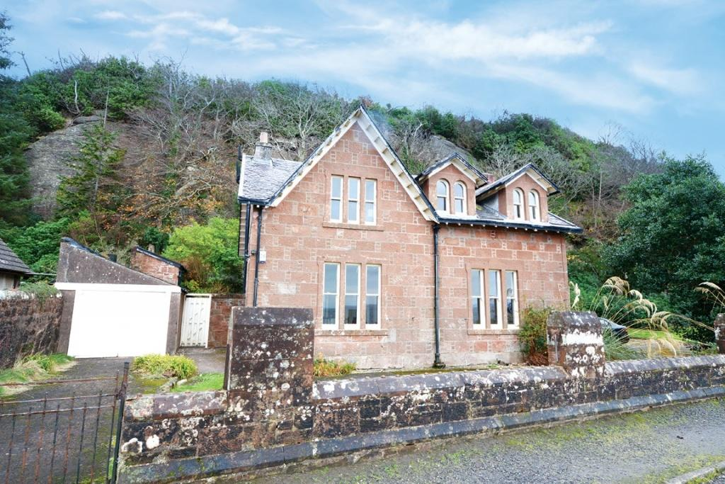 4 Bedrooms Detached Villa House for sale in Undercliffe, Undercliff Road, Wemyss Bay, PA18 6AJ