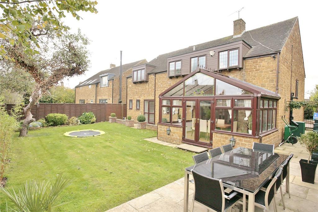 5 Bedrooms Detached House for sale in Shenington, Banbury, Oxfordshire
