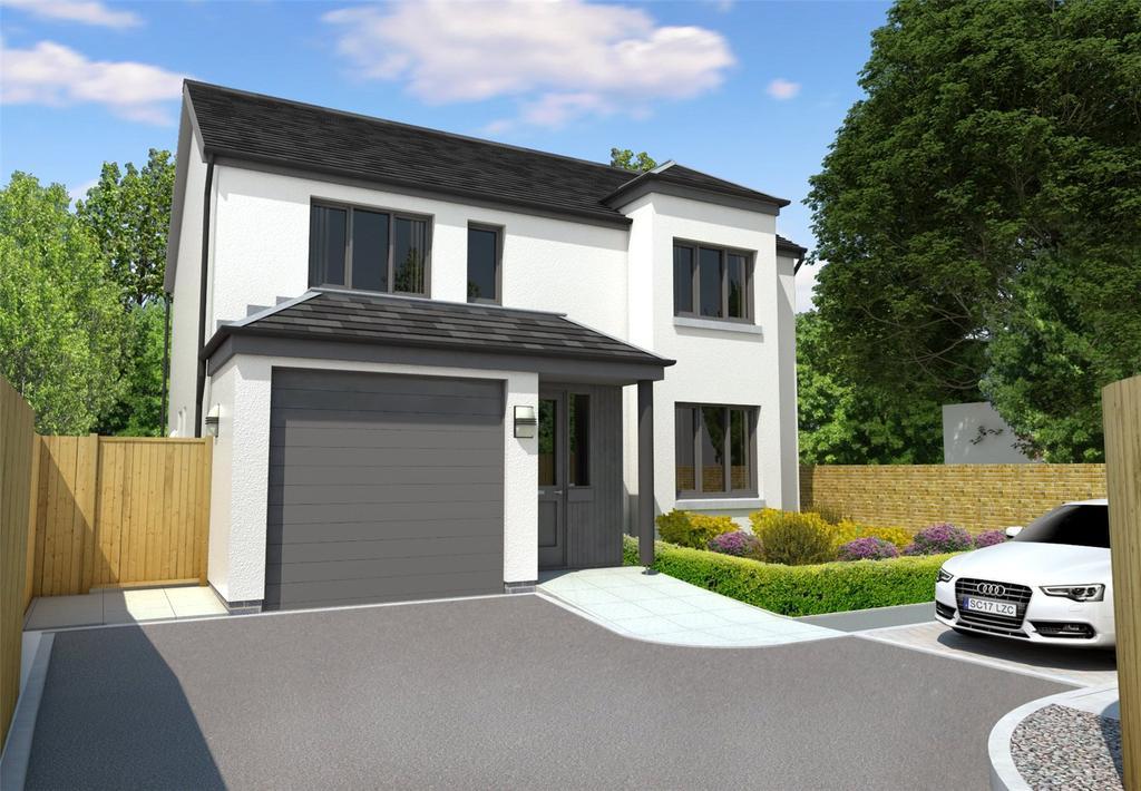 4 Bedrooms Detached House for sale in House 3, Juniper Avenue, Juniper Green, Midlothian