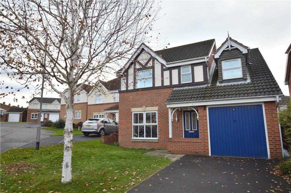 4 Bedrooms Detached House for sale in White Court, Crofton, Wakefield, West Yorkshire
