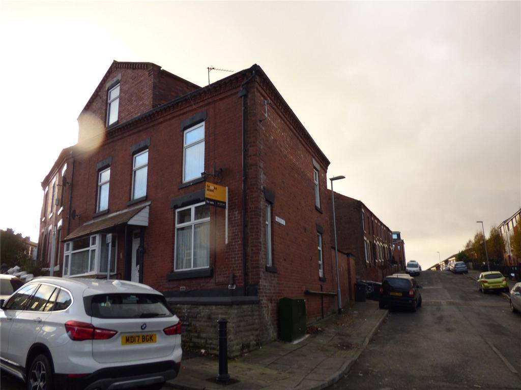 5 Bedrooms End Of Terrace House for sale in Werneth Hall Road, Oldham, Greater Manchester, OL8