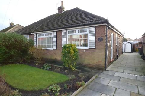 2 bedroom semi-detached bungalow for sale - Kirby Avenue, Chadderton, Oldham, Greater Manchester, OL9