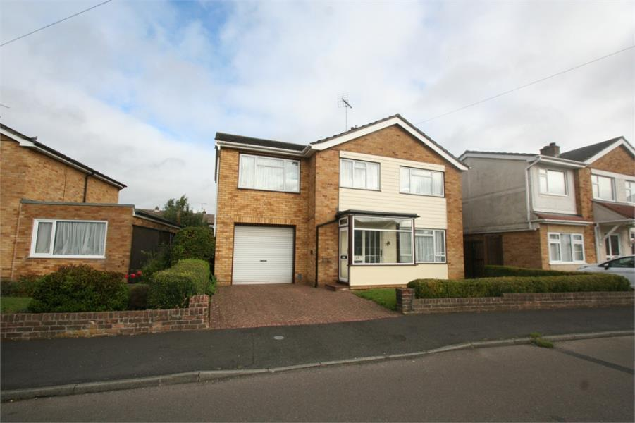 4 Bedrooms Detached House for sale in Coggeshall, COLCHESTER, Essex