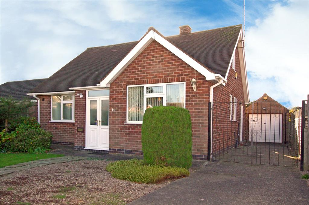 3 Bedrooms Detached Bungalow for sale in Burnside Grove, Tollerton, Nottingham, NG12