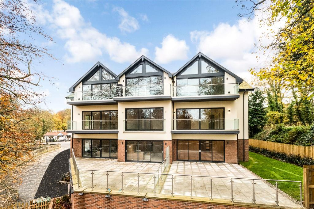 3 Bedrooms Flat for sale in Harrogate Road, Knaresborough