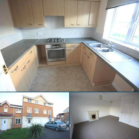 3 bedroom terraced house to rent - Watling Close, Bracebridge Heath, Lincoln, Lincolnshire, LN4