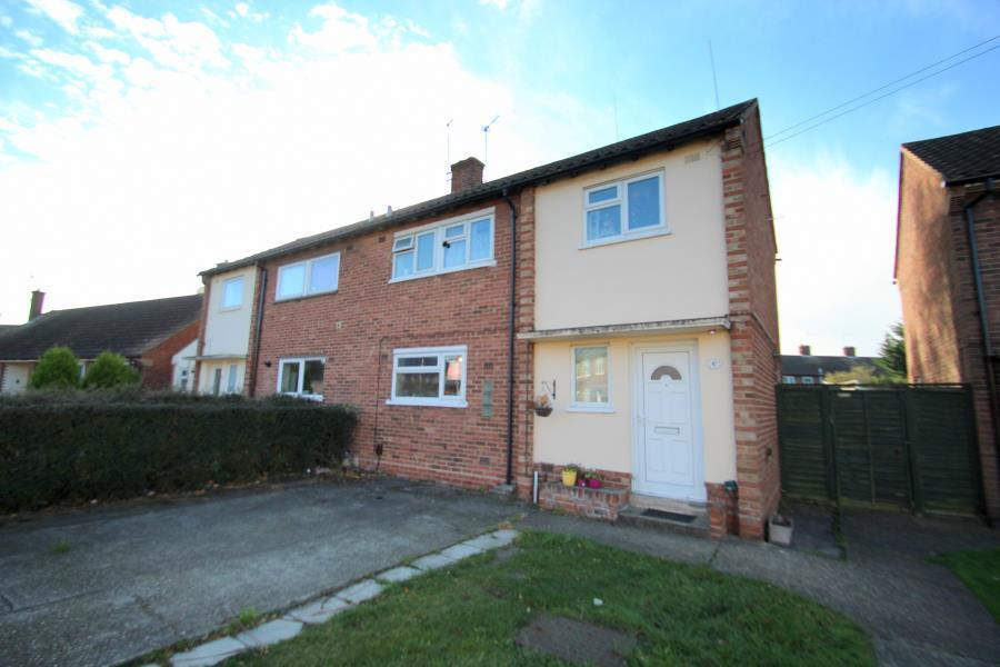 3 Bedrooms Semi Detached House for sale in Spruce Avenue, Colchester, Essex