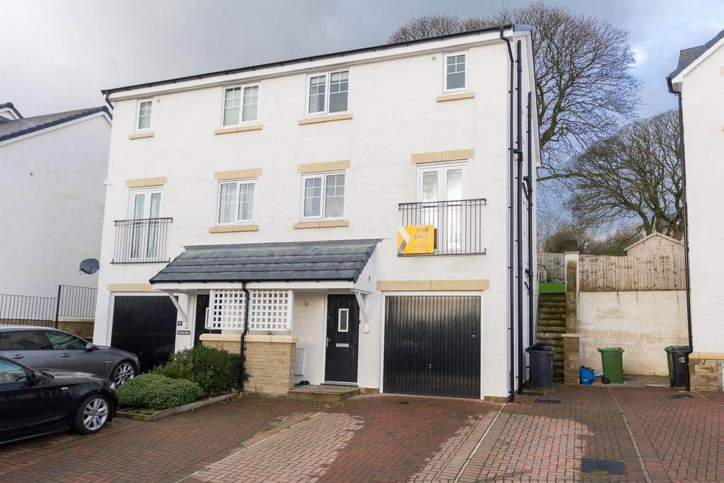 3 Bedrooms Town House for sale in Union Close, Ulverston, Cumbria