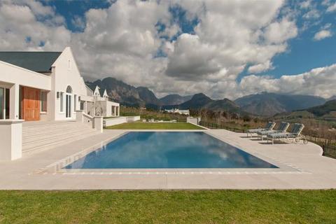 10 bedroom country house  - 2 Serruria Street, Fransche Hoek Estate, Franschhoek, Western Cape