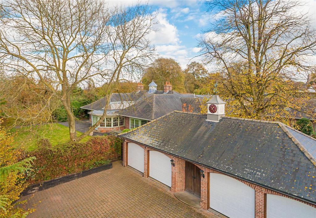 4 Bedrooms Detached Bungalow for sale in Nine Chimneys Lane, Balsham, Cambridge, CB21
