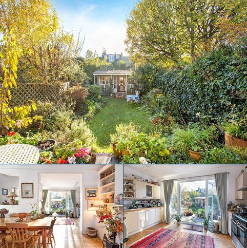 3 bedroom terraced house for sale - Lillie Road, Fulham, London, SW6