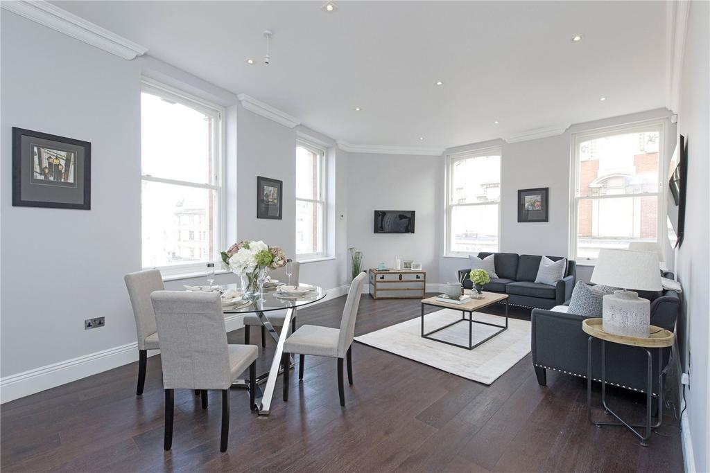 2 Bedrooms Flat for sale in St. John's Road, London, SW11