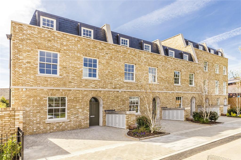 5 Bedrooms End Of Terrace House for sale in Bridge Street, Chiswick, London, W4