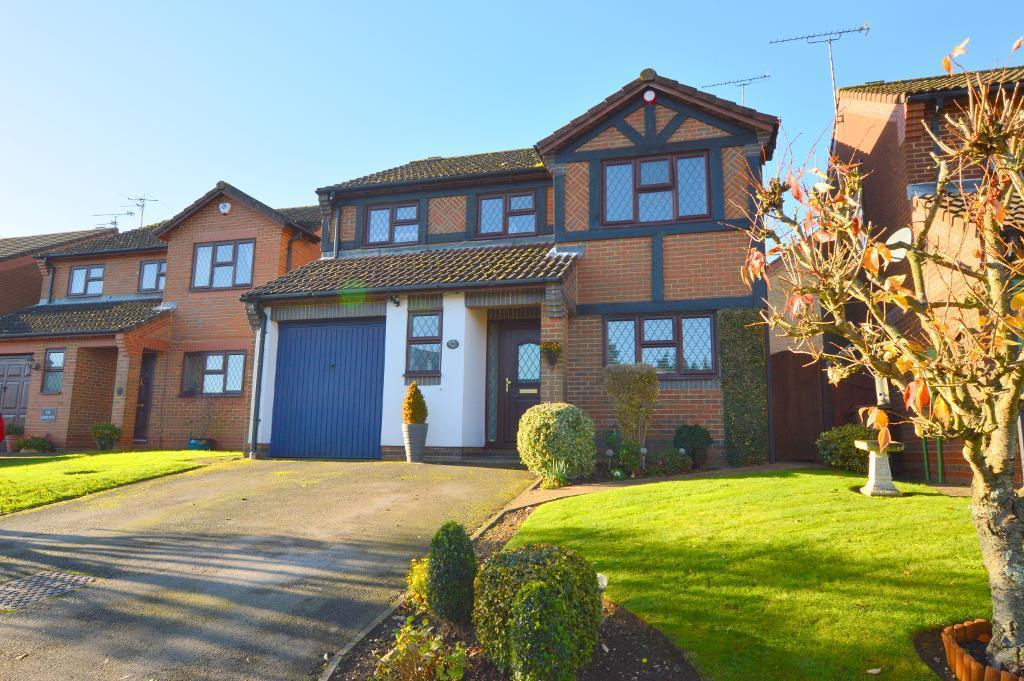 4 Bedrooms Detached House for sale in Malthouse Green, Wigmore, Luton, LU2 8SN