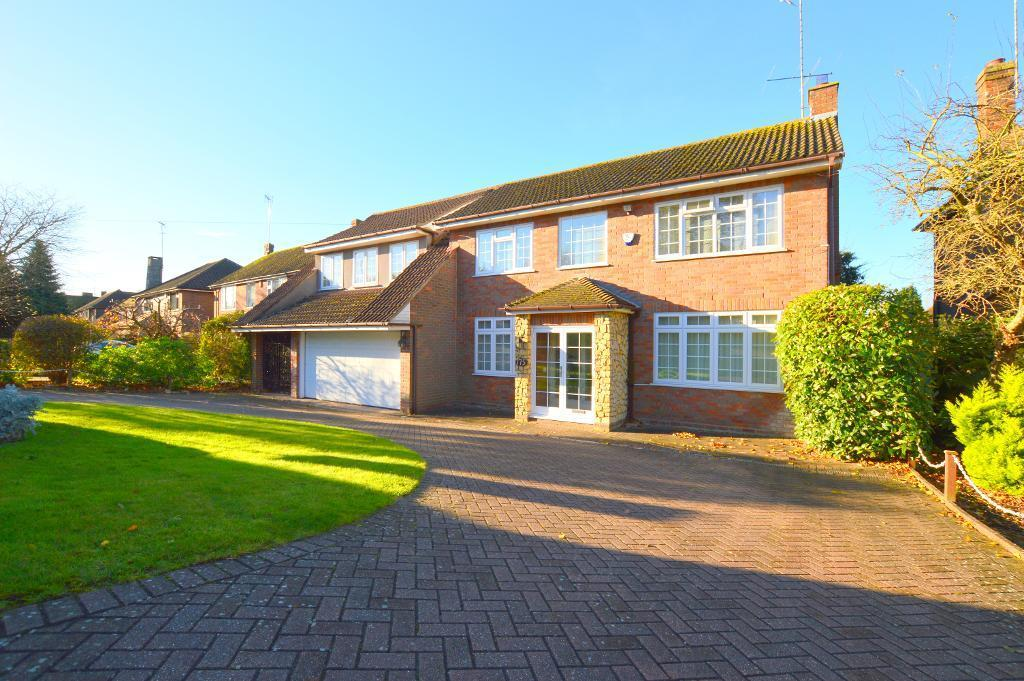 4 Bedrooms Detached House for sale in Old Bedford Road, Luton, LU2 7EH