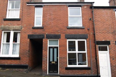 2 bedroom terraced house to rent - 24 Cartmell Road Woodseats Sheffield S8 0NJ