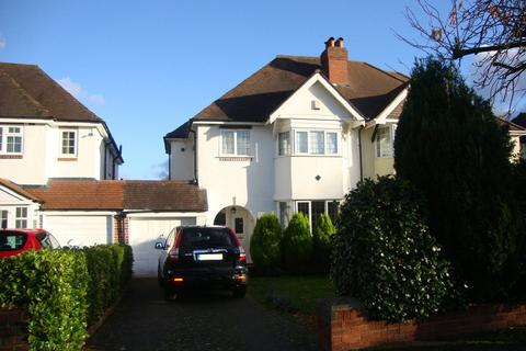 3 bedroom semi-detached house to rent - Marsham Court Road, Solihull