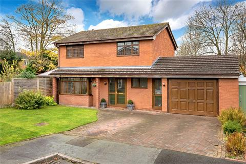 4 bedroom detached house for sale - 11 St James Crescent, Stirchley, Telford, Shropshire, TF3