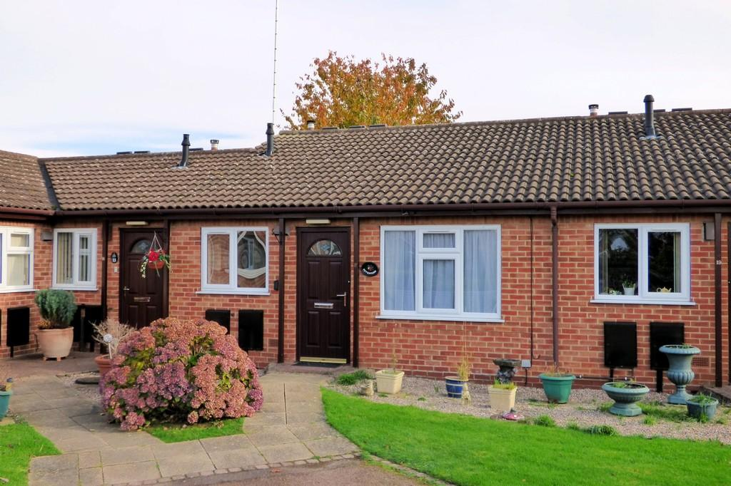 2 Bedrooms Terraced Bungalow for sale in The Wickets, Burton-on-Trent