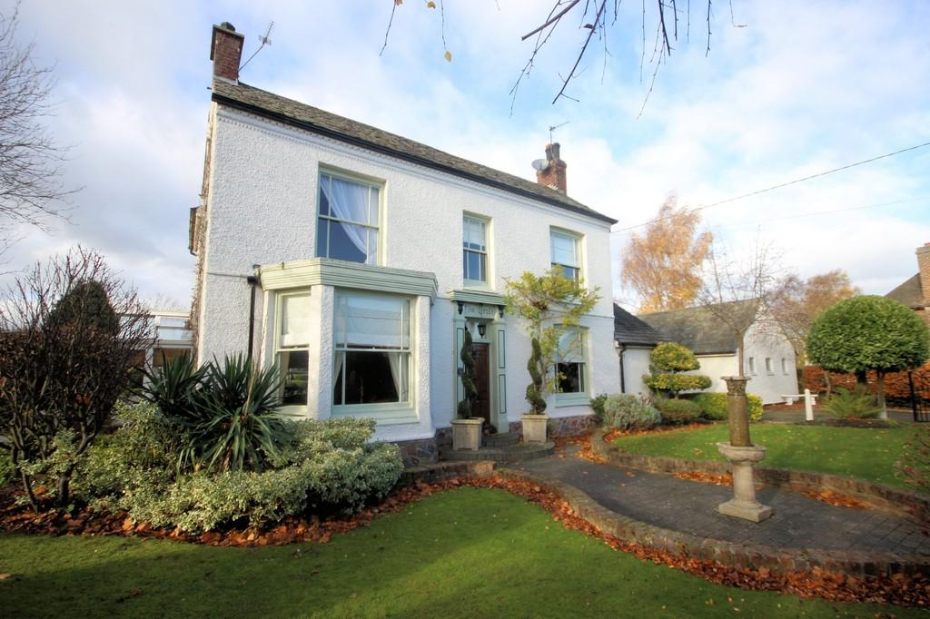 3 Bedrooms Detached House for sale in Long Street, Belton
