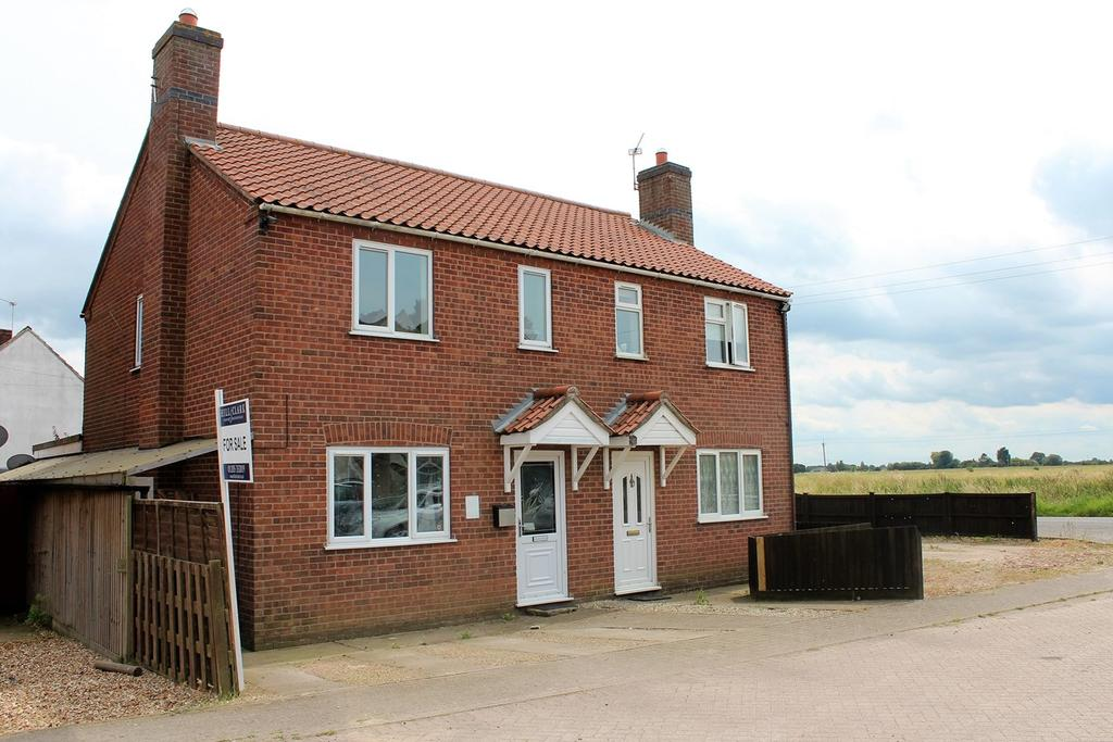 3 Bedrooms Semi Detached House for sale in Main Road, Lincoln, LN4