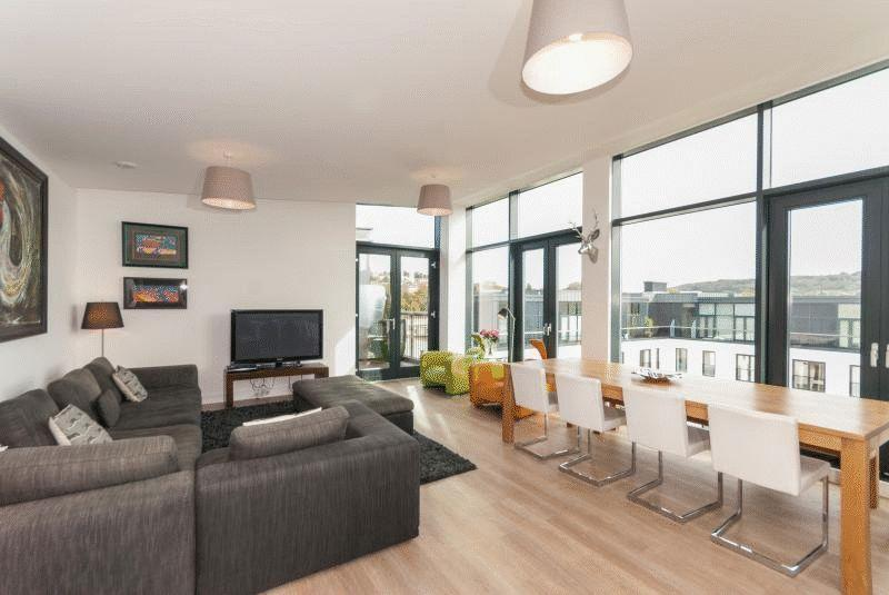 3 Bedrooms Apartment Flat for rent in Penthouse at Highgate, Bath Riverside