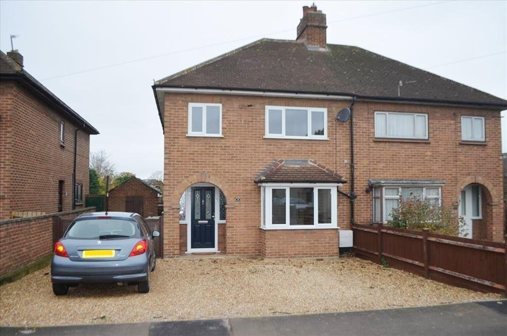 3 Bedrooms Semi Detached House for sale in Havelock Road, Biggleswade, SG18