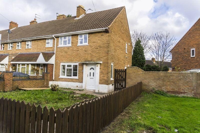 3 Bedrooms Terraced House for sale in Rutherford Road, Walsall