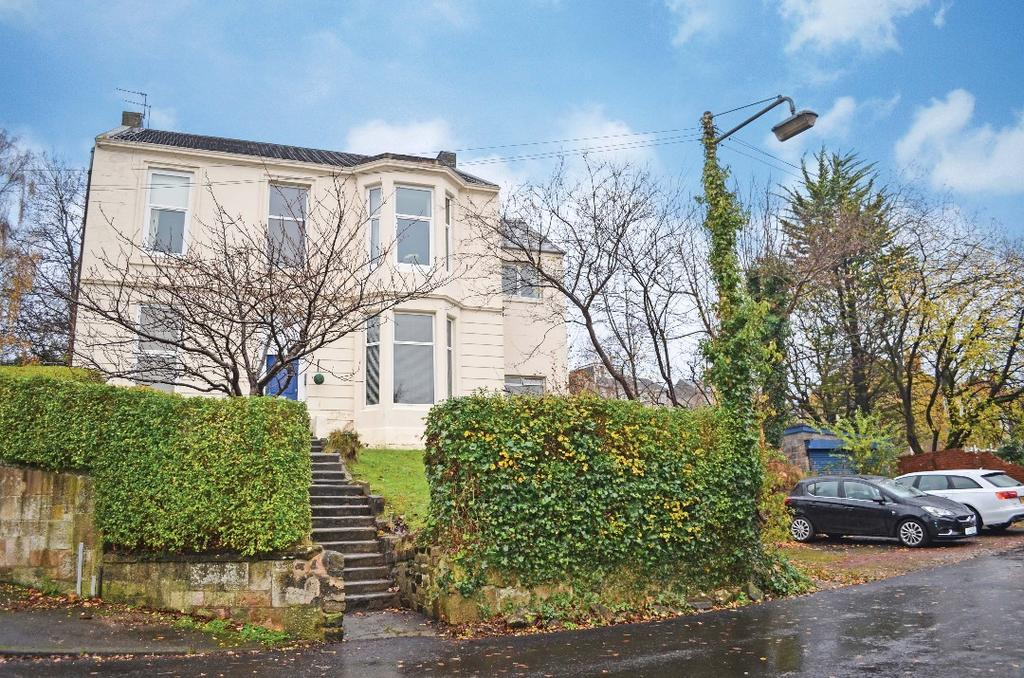 2 Bedrooms Flat for sale in Craig Road, Flat 0/2, Cathcart, Glasgow, G44 3AW