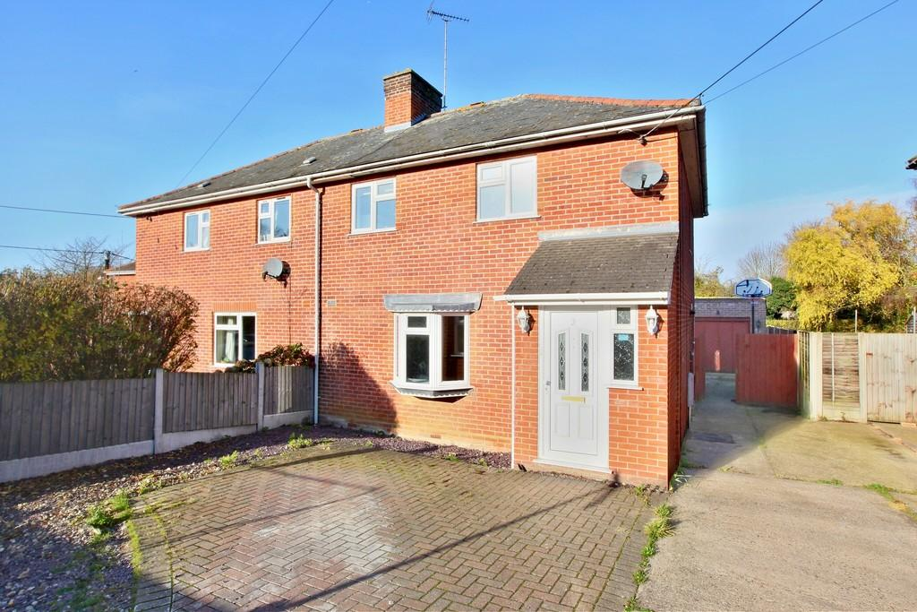 4 Bedrooms Semi Detached House for sale in Mount Road, Coggeshall, CO6 1SS
