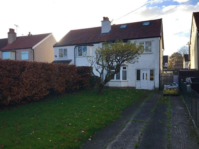 3 Bedrooms Semi Detached House for sale in Trumans Lane, Little Sutton