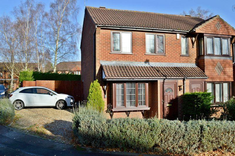 2 Bedrooms Semi Detached House for sale in Wedgewood Road, Lincoln