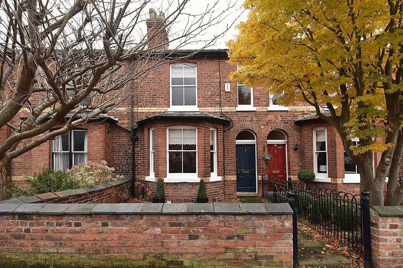 4 Bedrooms Terraced House for sale in Bexton Road, Knutsford