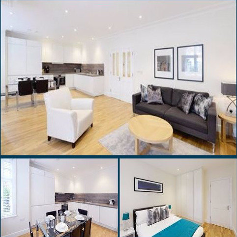 2 bedroom flat to rent - 18 Hamlet Gardens London W6,