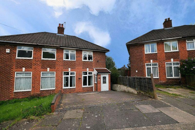 3 Bedrooms Semi Detached House for sale in Pennard Grove, Quinton