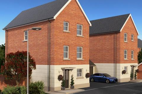 4 bedroom terraced house for sale - Plot 32 The Harry, Chantry Lawn, Kingsteignton, Newton Abbot