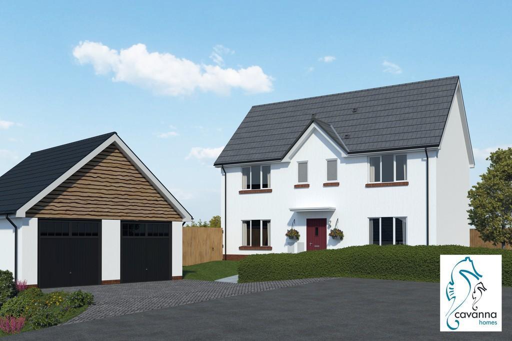 4 Bedrooms House for sale in Plot 12 Raglan, Baymount, Dawlish