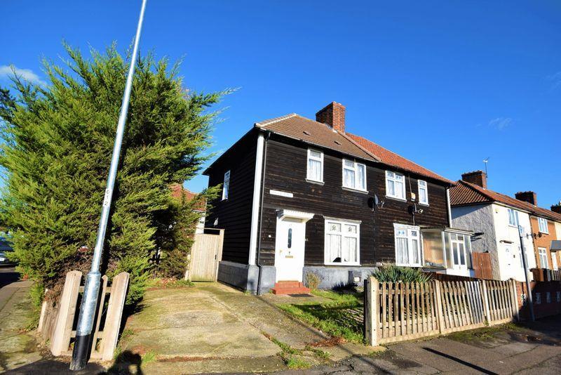 3 Bedrooms Semi Detached House for sale in Holgate Road, Dagenham
