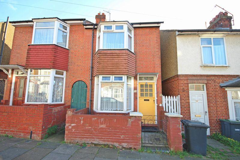 2 Bedrooms Semi Detached House for sale in Norman Road, Luton