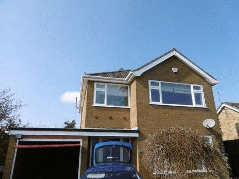 3 Bedrooms Detached House for rent in Dovecote Lane, Wainfleet