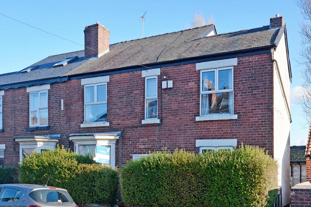 2 Bedrooms Flat for sale in Leamington Street, Crookes