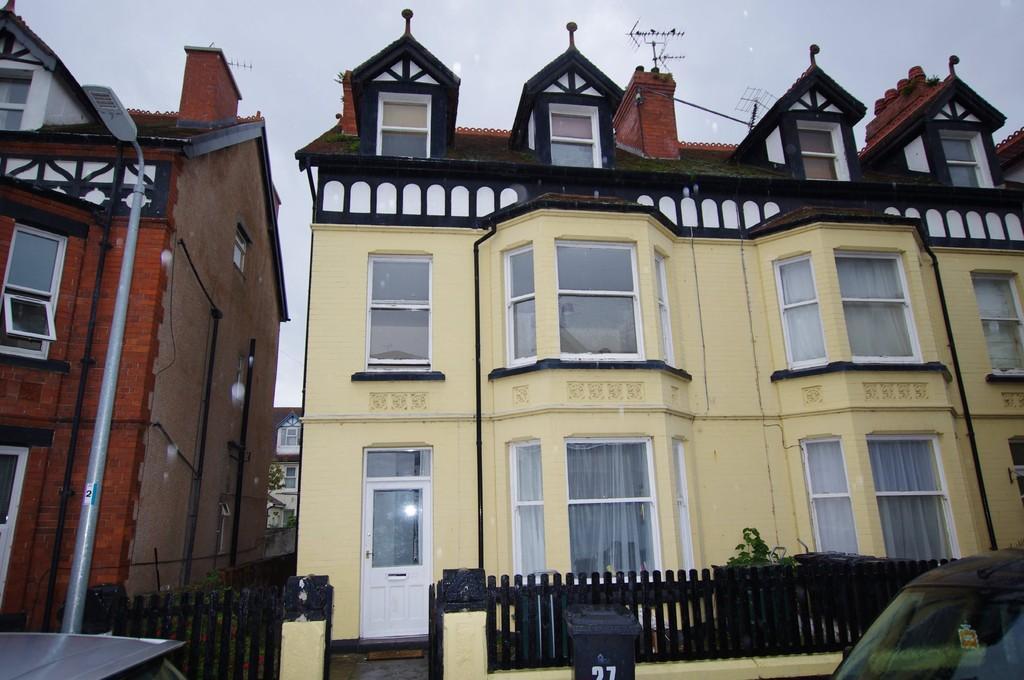 2 Bedrooms Flat for sale in Victoria Avenue, Craig Y Don