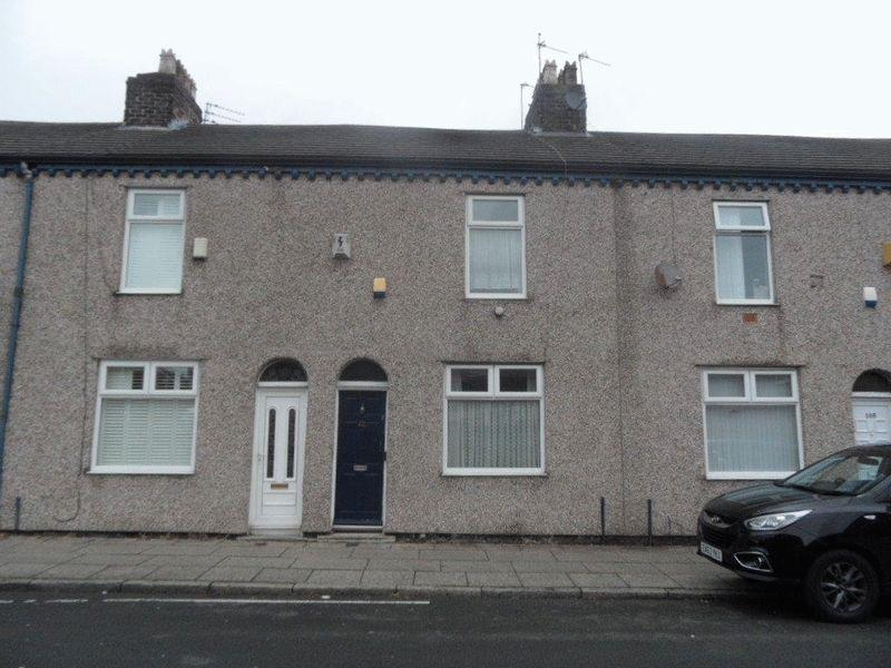 2 Bedrooms Terraced House for sale in 103 Molyneux Road, Liverpool