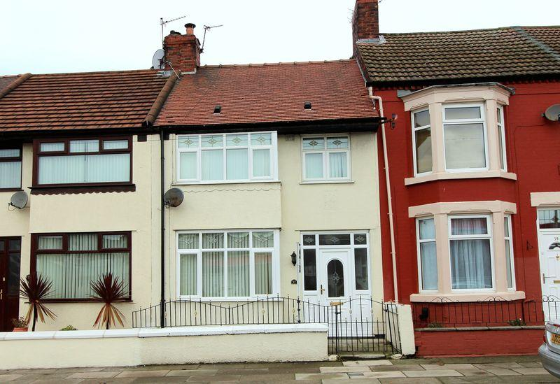 3 Bedrooms Terraced House for sale in Brewster Street, Bootle