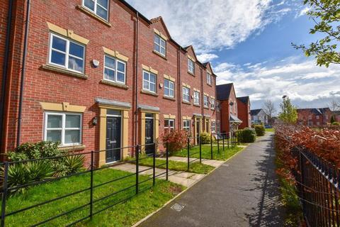 3 bedroom townhouse to rent - Adamson Close, Latchford WA4