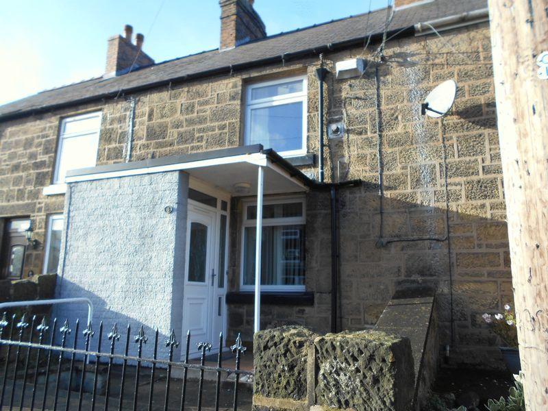 2 Bedrooms Terraced House for rent in Victoria Road, Wrexham